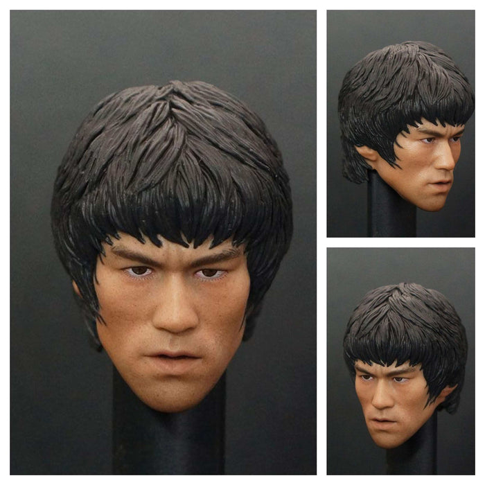 1/6 Scale Custom Kit For Bruce Lee Game of Death In-Stock