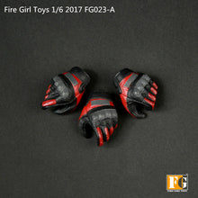 Fire Girl Toys 1/6 FG023 female gloves hand shape A/B style 3 pcs