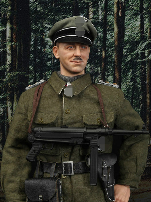 In-stock 1/6 D80137 SS Obersturmbannführer Kurt Meyer Action Figure
