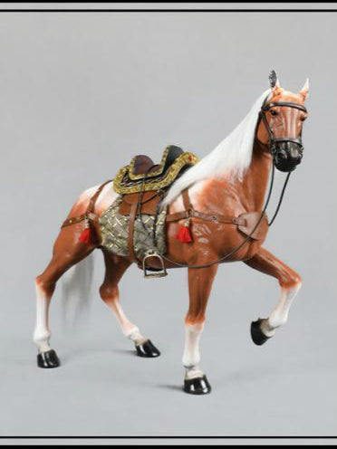 In-stock 1/6 Scale JSModel No.RN001/2/3 1/6 Battle Horse
