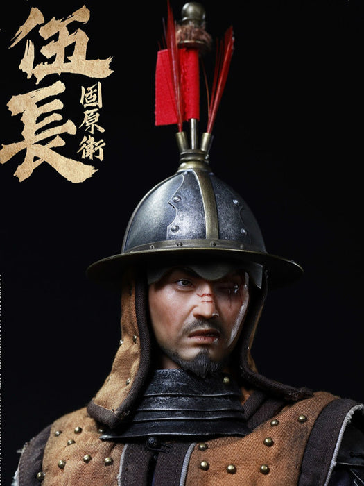 Pre-order 1/6 KLG Guyuan Garrison KLG-R023 Team Leader of 5 Action Figure