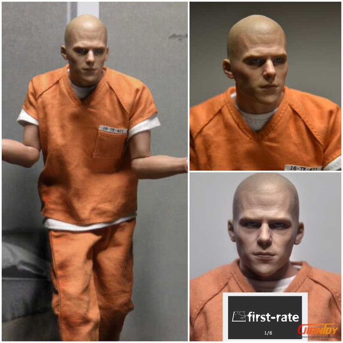 In-Stock 1/6 Scale Lex Luthor Jesse Eisenberg For Hot Toys Batman vs Superman 12in Action Figure