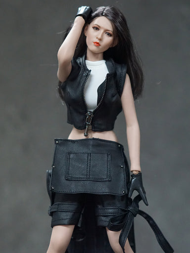 "In-Stock 1/6 Scale She-Lab Custom Figure ""Rin"" With VERYCOOL Seamless Body"