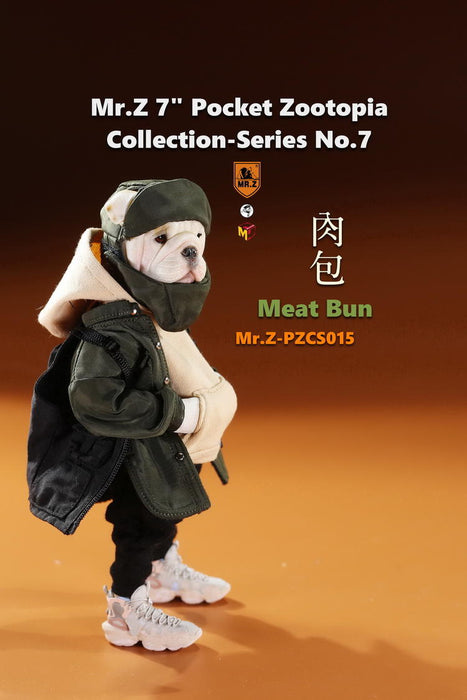 Pre-order 7 inch Mr.Z Pocket Zootopia Series No.7 Dog Collection