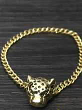 1/6 Scale Big Golden Leopard Necklace For HOT TOYS PH Fashion clothes