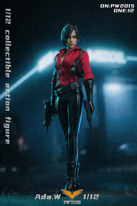 Pre-order 1/12 PWTOYS PW2015 Ada Female 6 inch. Action Figure