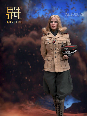 Pre-order 1/6 Alert Line  AL100026 Africa Female Officer Action Figure