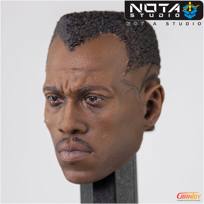 Pre-order NOTA Studio Not a Studio 1/12 Scale Head Blade For 6in mezco Figure