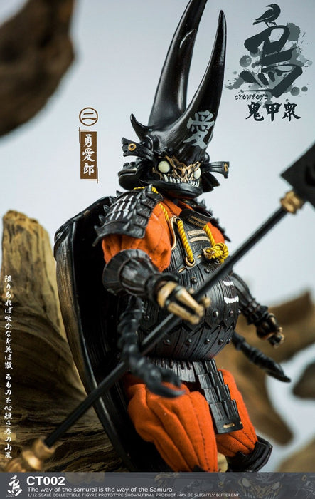 Pre-order 1/12 CROWTOYS Gweitong CT001~CT003 Action Figure