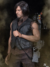 1/6 Walking Dead Daryl Dixon Custom Set (clothes + head + body)