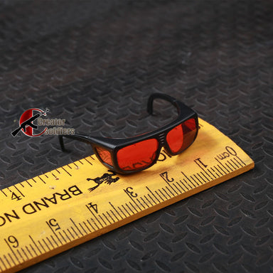 In-Stock 1/6 Scale Working Glasses Tony Stark Iron man Accessory