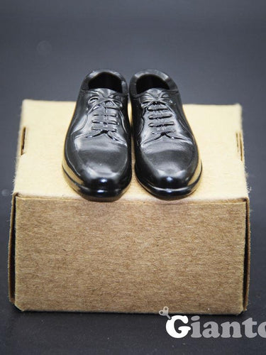 1/6 Scale Male Boots Shoes straight inserting for 12'' action figures