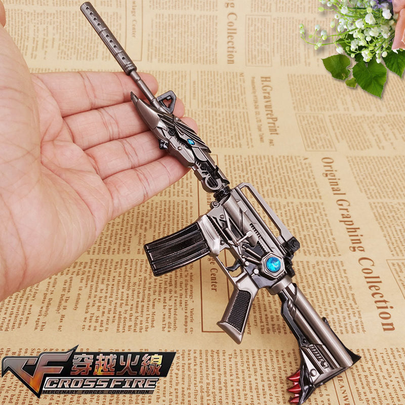 1/6 Scale Metal M4A1 weapon 2 For 12