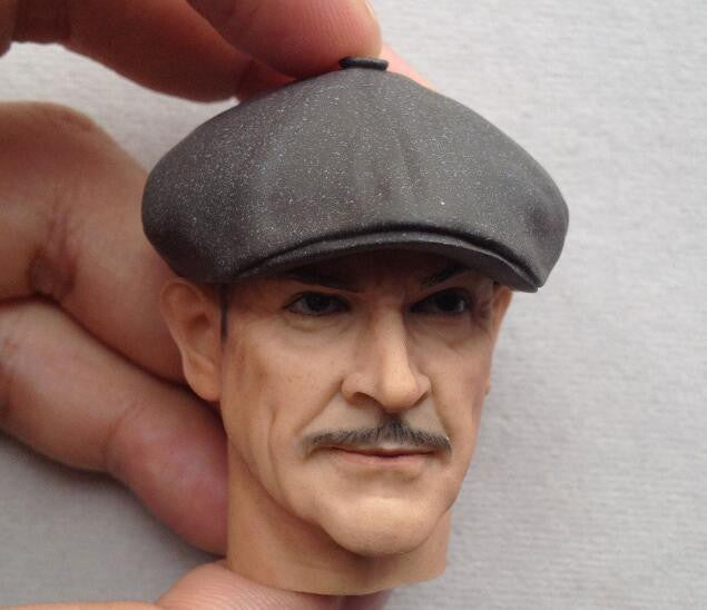 1//6 scale The Untouchables Sean Connery Head Sculpt Jim Malone HW//Neck
