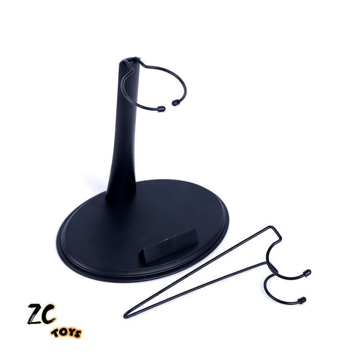 "ZCTOYS 1/6 Figure Stand Display UC Type Base Adjustable Height Fit For 12"" Model"