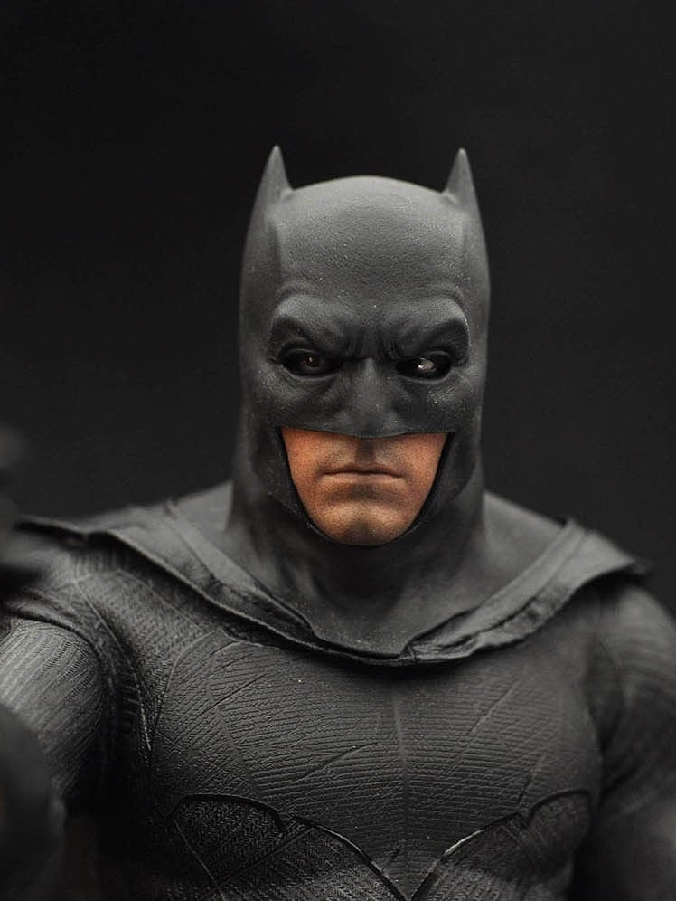 1/6 Scale Copycat The Dark Knight Suit The Dark Knight accessories kit