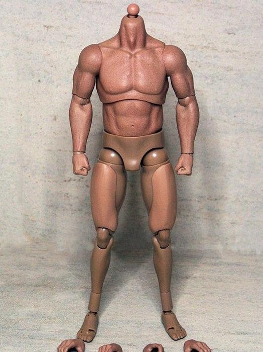 1/6 GangHood Muscular Body 1.0 Version / 2.0 Version
