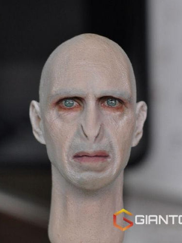 Kumik 1/6 Scale Head Sculpt HARRY POTTER – Lord Voldemort  Tom Riddle for 12'' action figure