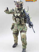1/6 Scale VERY HOT VH-1023 U.S. NAVY Airborne Division Set