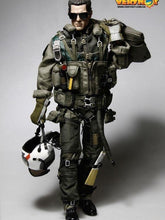 VERY HOT 1042G Toy 1/6 Scale U.S. NAVY VFA-41 Black Aces Pilot Clothes Set