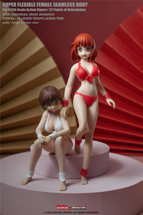 Pre-order 1/12 TBLeague PLLB2020-T02AB Plump Anime Female Body