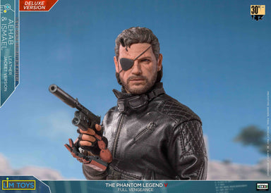 In-Stock 1/6 LIMTOYS LIM001-B Metal Gear Solid Snake Ismael & Aehabb Deluxe Version LIM002