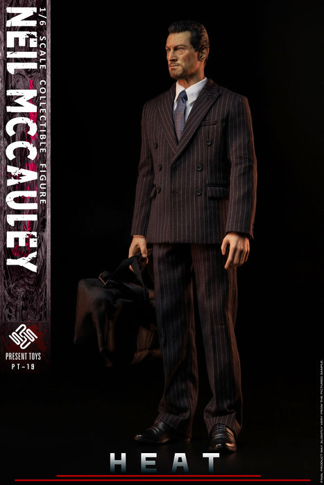 Pre-order 1/6 Present Toys SP19 Neil McCauley Action Figure