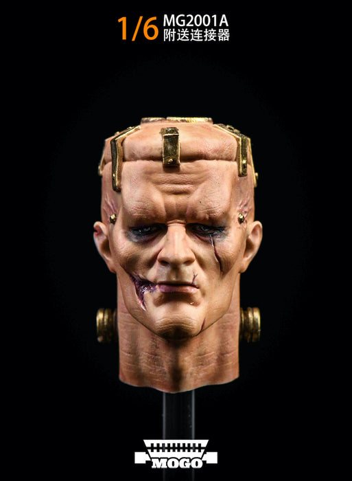 Pre-order 1/6 MOGO TOYS MG2001 Male Head Sculpt HW/Neck
