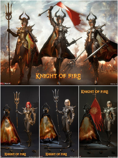 Pre-order 1/6 TBLeague PL2020-173 Knights Of Fire Action Figure