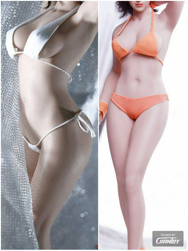 In-Stock 1/6 Scale TBLeague Phicen Buxom Female Seamless Body S28A S29B (No Head)