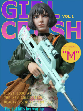 In-Stock 1/6 Scale ASMUS TOYS GIRL CRUSH SERIES: