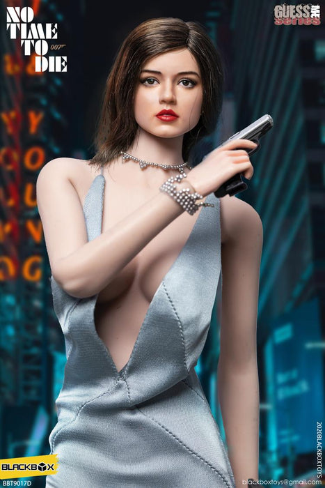 "Pre-order 1/6 BLACKBOX BBT9017 ""007 NO TIME TO DIE GIRL"" Custom Kit"