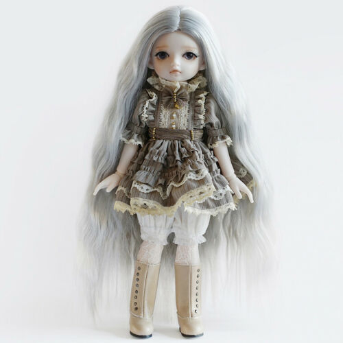 In-stock 1/6 Scale Monst BJD Ball Joint Doll SD 12in Action Figure C Lolita