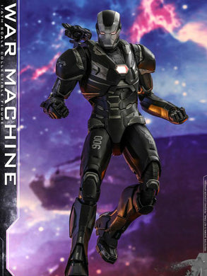 Pre-order 1/6 Scale Hot Toys MMS530D31 Iron Man War Machine Action Figure