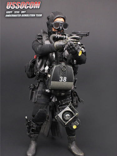 In-stock 1/6 mini times toys MT M003 USSOCOM NAVY SEAL UDT Action Figure