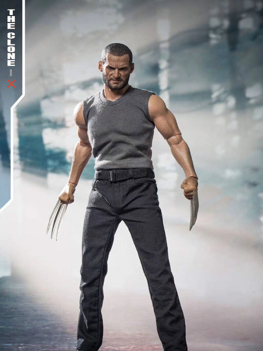 1/6 Scale ELEVEN The Clone X24 Action Figure