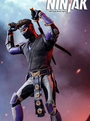 Pre-order 1/6 Scale TBLeague Phicen Ninjak 12in Action Figure PL2019-130