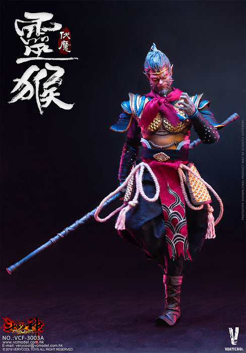 Pre-order 1/12 VERYCOOL VCF-3003 Monkey King Action Figure 6 inch