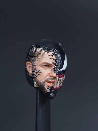 Limited 1/6 Scale Toys Era PE003 Parasitic Tom Hardy Head Sculpt HW/O Neck