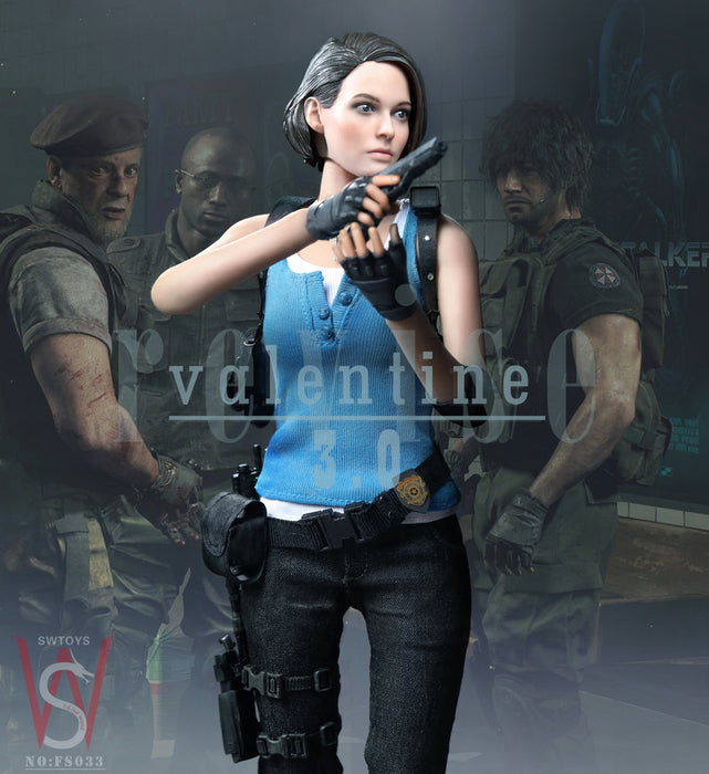 Pre-order 1/6 SWTOYS FS033 Valentine 3.0 Action Figure