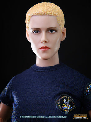 mini times toys M016 1/6 Scale Female S.W.A.T. Military 12in Figure Pre-Order