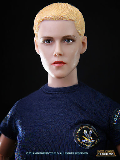 In-stock mini times toys M016 1/6 Scale Female S.W.A.T. Military