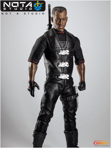 In-stock NOTA Studio Not a Studio 1/12 Scale Head Blade For 6in mezco Figure
