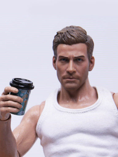1/6 Scale Takeaway Coffee Cup 3 PCs 12'' Action Figure Accessories Scene Props