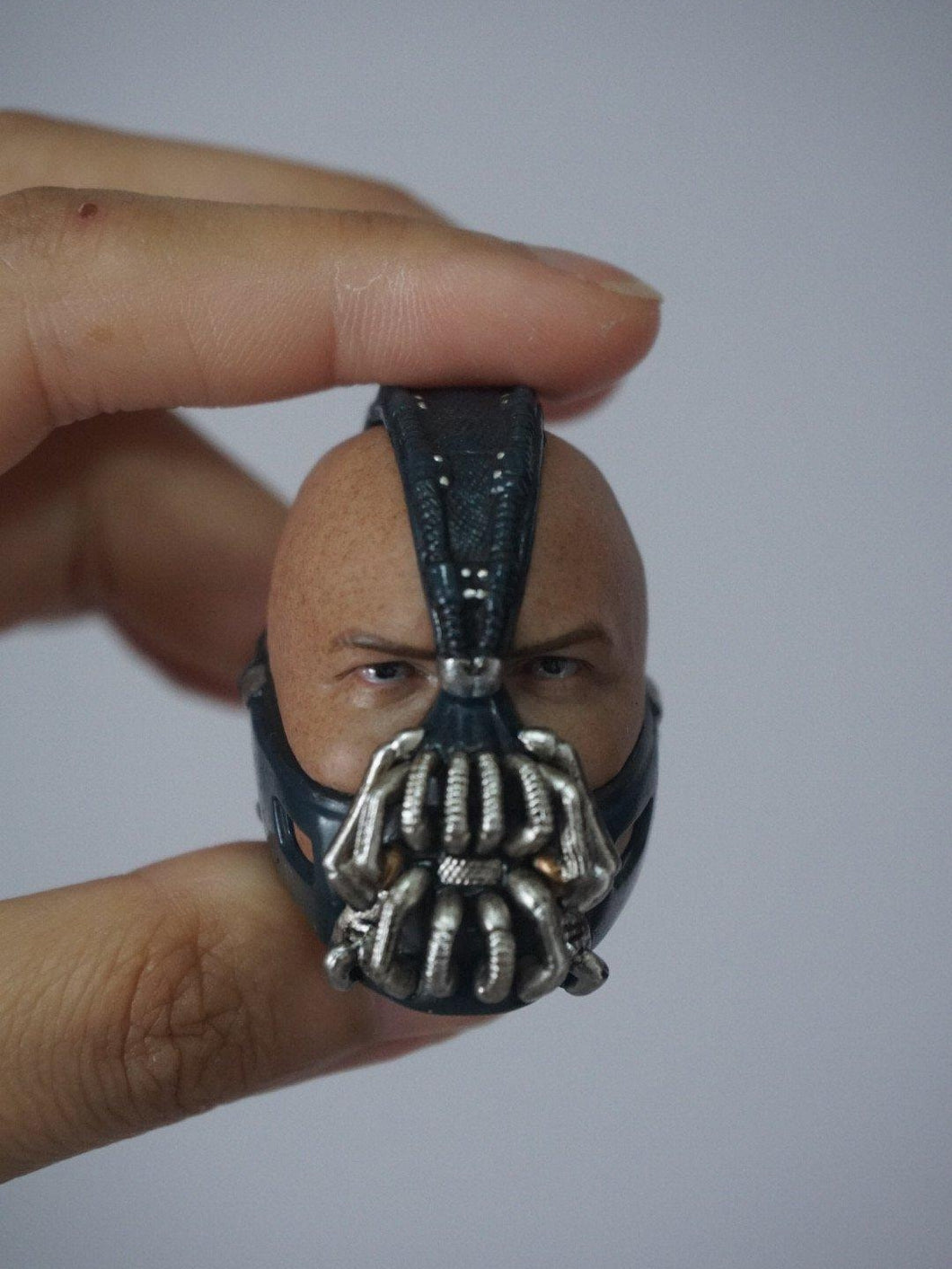 1/6 scale head sculpt for Bane Tom Hardy (Dark Knight Rises)