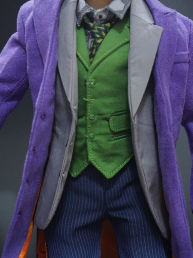 "1/6 scale costume clothes Set for one-sixth action figure ""Joker"" (The Dark Knight)"