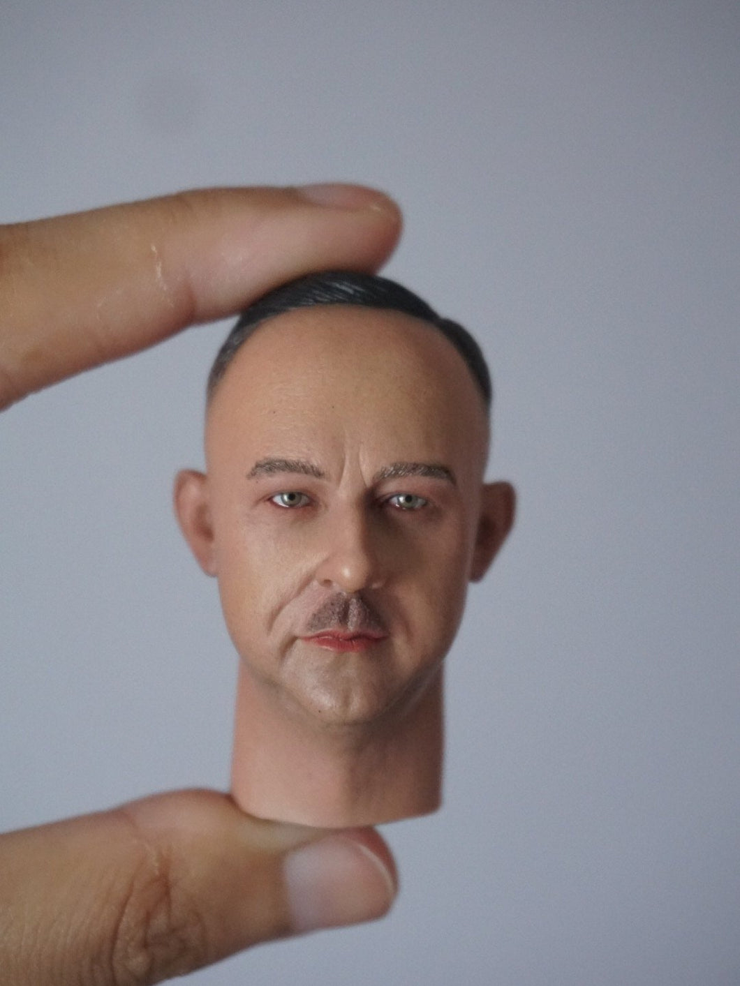 1/6 Scale Head Sculpt for Heinrich Himmler WW2 Germany General army for DID soldier toys