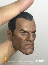 1/6 Punisher Head Sculpt for 12'' action figure