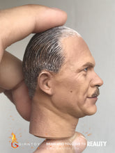 1/6 head sculpt for Heinz Guderian WW2 German for 12'' action figure