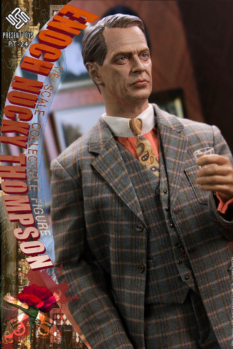 Pre-order 1/6  Present Toys SP24 Gangster politician Action Figure